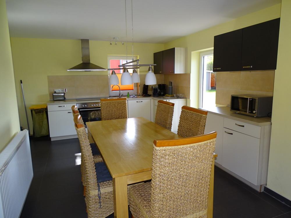 Küche EG Ferienhaus