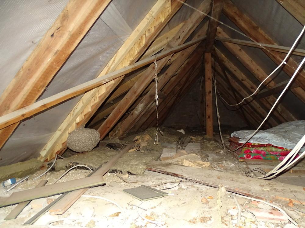 Dachboden Haupthaus